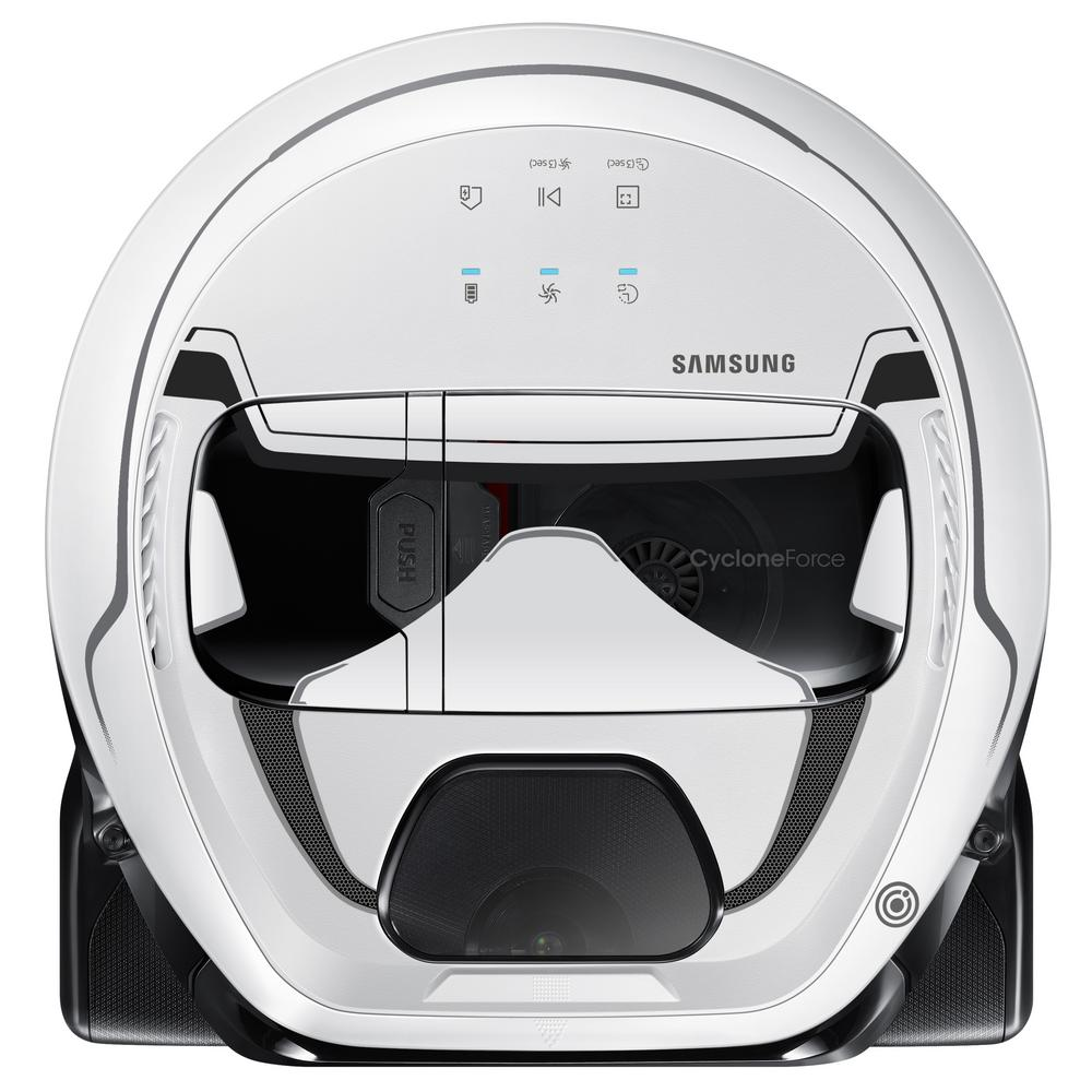 POWERbot Star Wars Limited Edition Stormtrooper Robotic Vacuum Cleaner