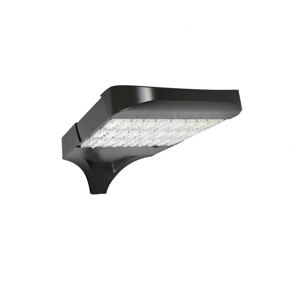 Aero 100-Watt Bronze Outdoor Integrated LED Area Light