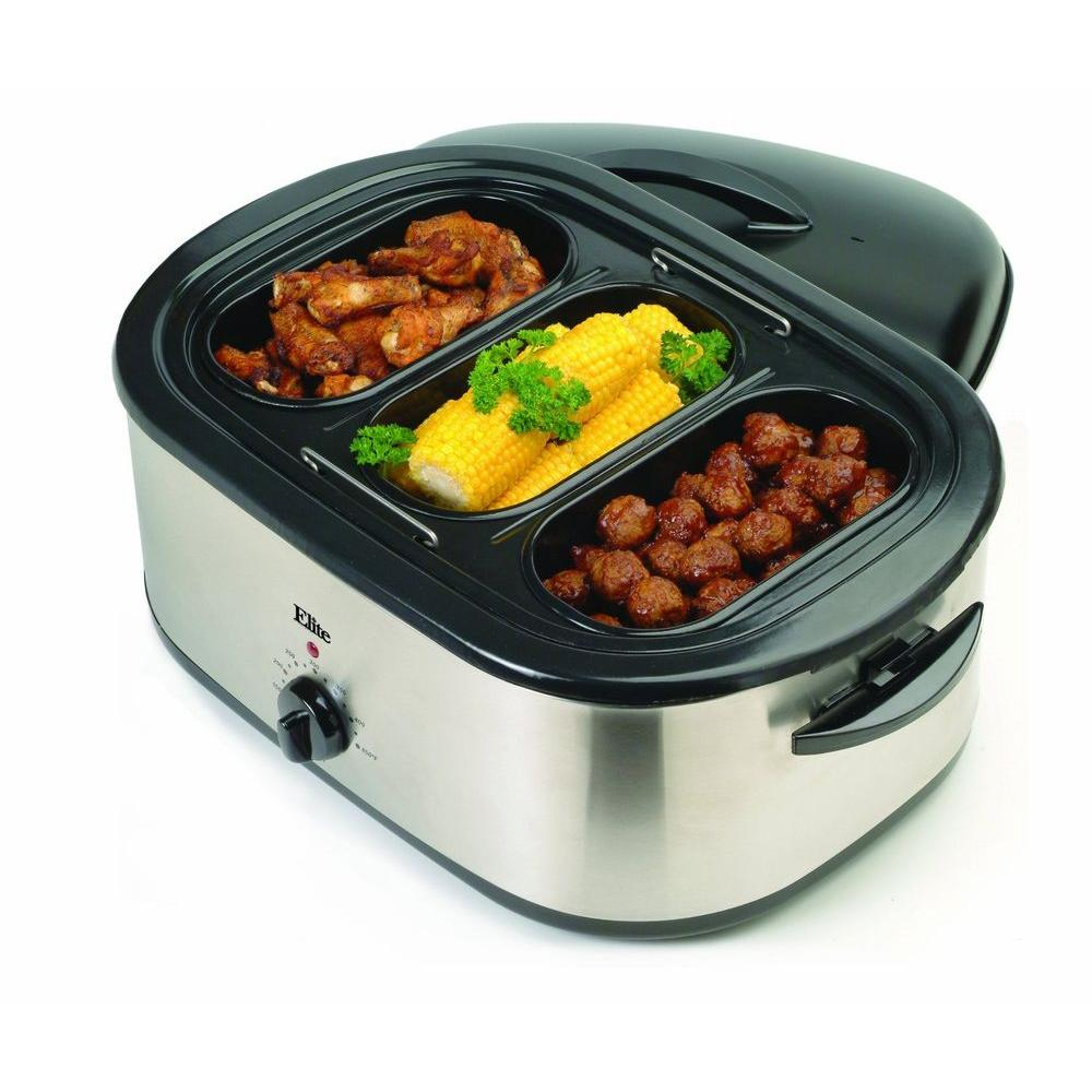 Elite Platinum 18 Qt. Roaster Oven