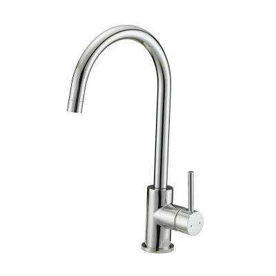 Eastport Single-Handle Standard Kitchen Faucet in Polished Chrome