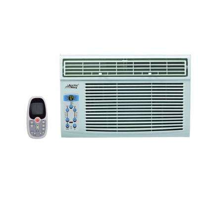 Arctic King 10000 BTU 120-Volt Cool Only Window Air Conditioner with Remote