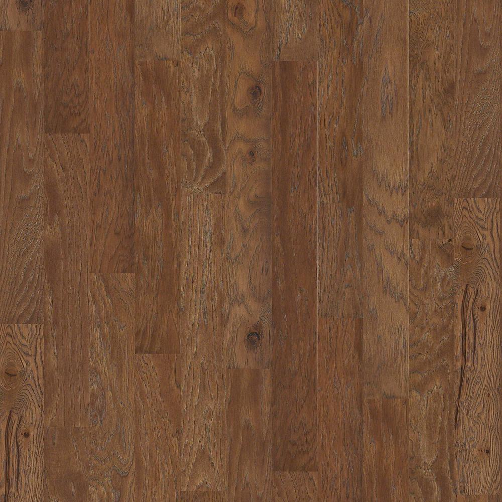Shaw Kings Ranch 5 in. Welltree 3/8 in. T x 5 in. W x Varying Length Engineered Hardwood Flooring (23.66 sq. ft. /case)