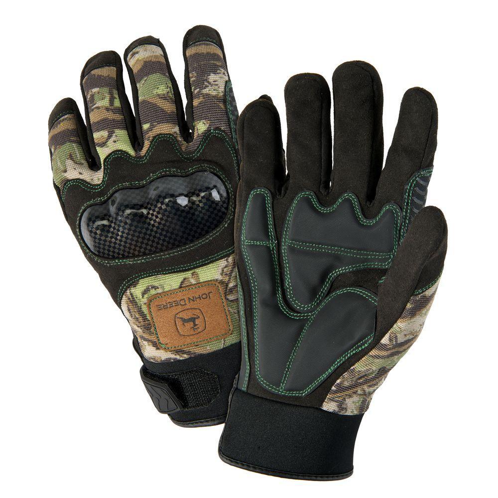 Utility Vehicle Large Sports Gloves