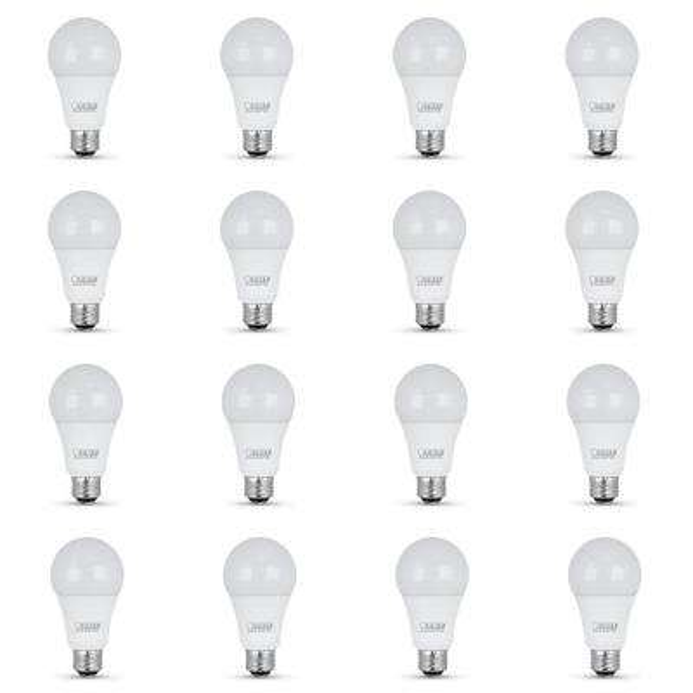 30/70/100-Watt Equivalent Soft White (2700K) A19 CEC Title 24 Compliant LED 3-Way 90+ CRI Light Bulb (12-Pack)