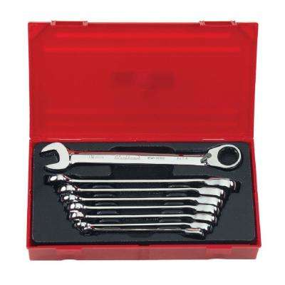 Ratcheting Wrench Set (8-Piece)