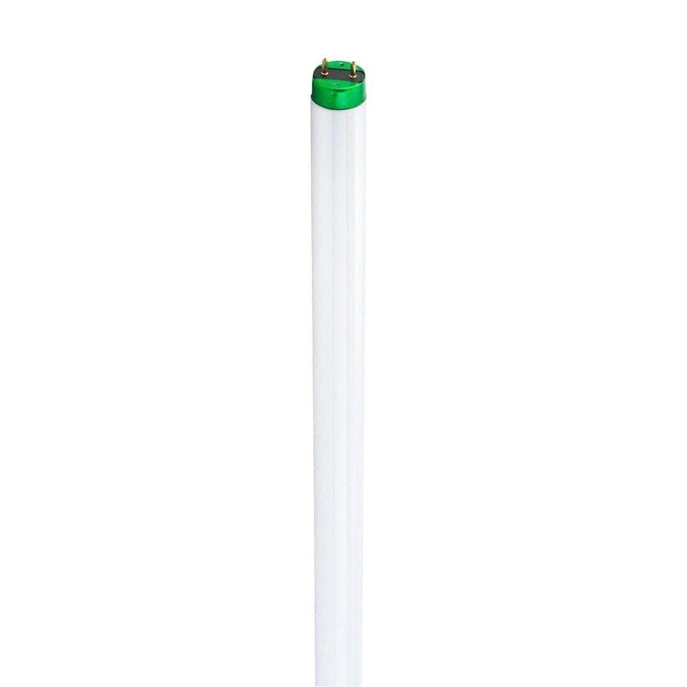 Philips 4 ft. T8 32-Watt Soft White (3000K) Plus Alto HV Linear Fluorescent Light Bulb (30-Pack)