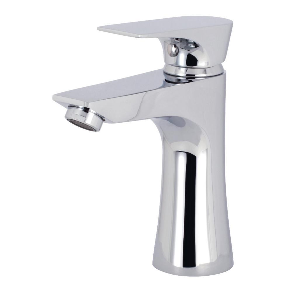 Millennium Single Hole Single-Handle Bathroom Faucet in Chrome