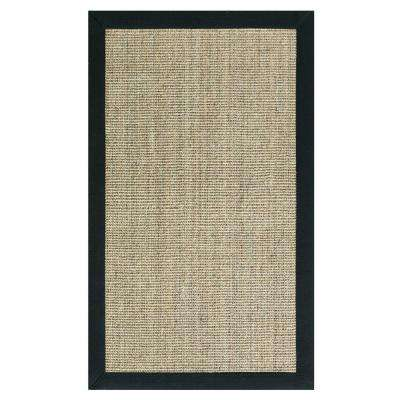 Freeport Coast and Black 7 ft. x 9 ft. Area Rug