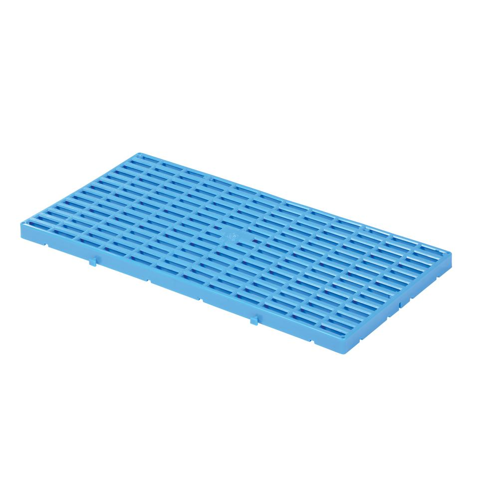Vestil 1,100 lb. Capacity Plastic Floor Grid Box Of 15