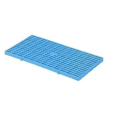 1,100 lb. Capacity Plastic Floor Grid Box Of 15