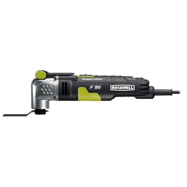 4 Amp Sonicrafter F50 Oscillating Tool