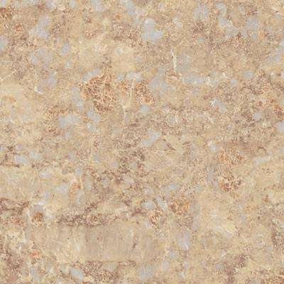 60 in. x 144 in. Laminate Sheet in Jeweled Ivory with Premium Quarry Finish