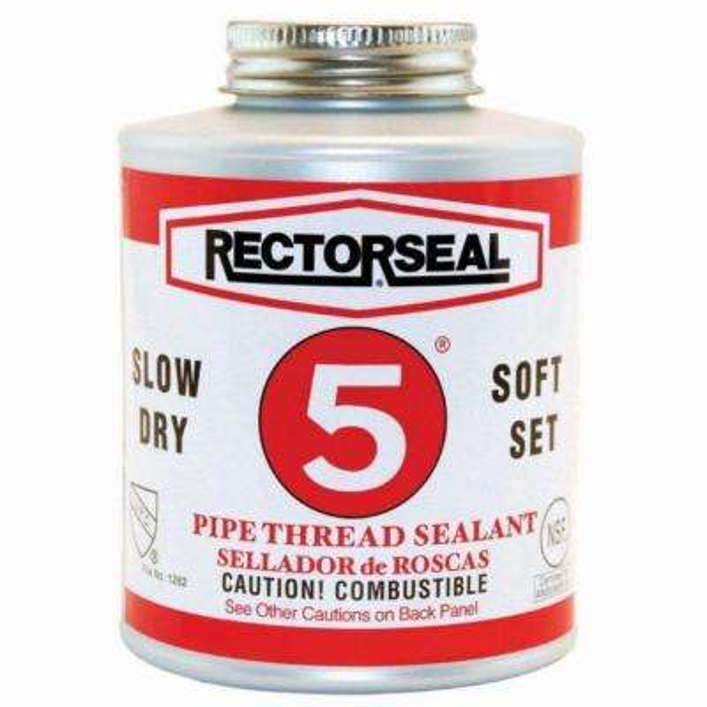 4 oz. No.5 Pipe Thread Sealant