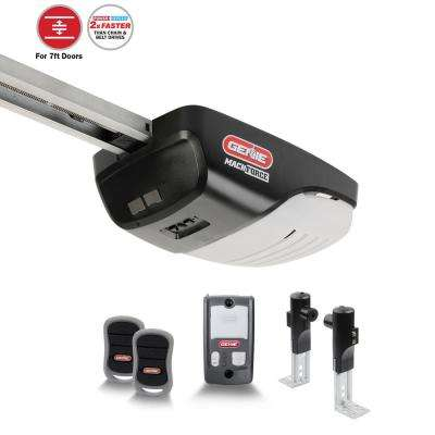 2 HPc MachForce Screw Drive Garage Door Opener for 7 ft. Door