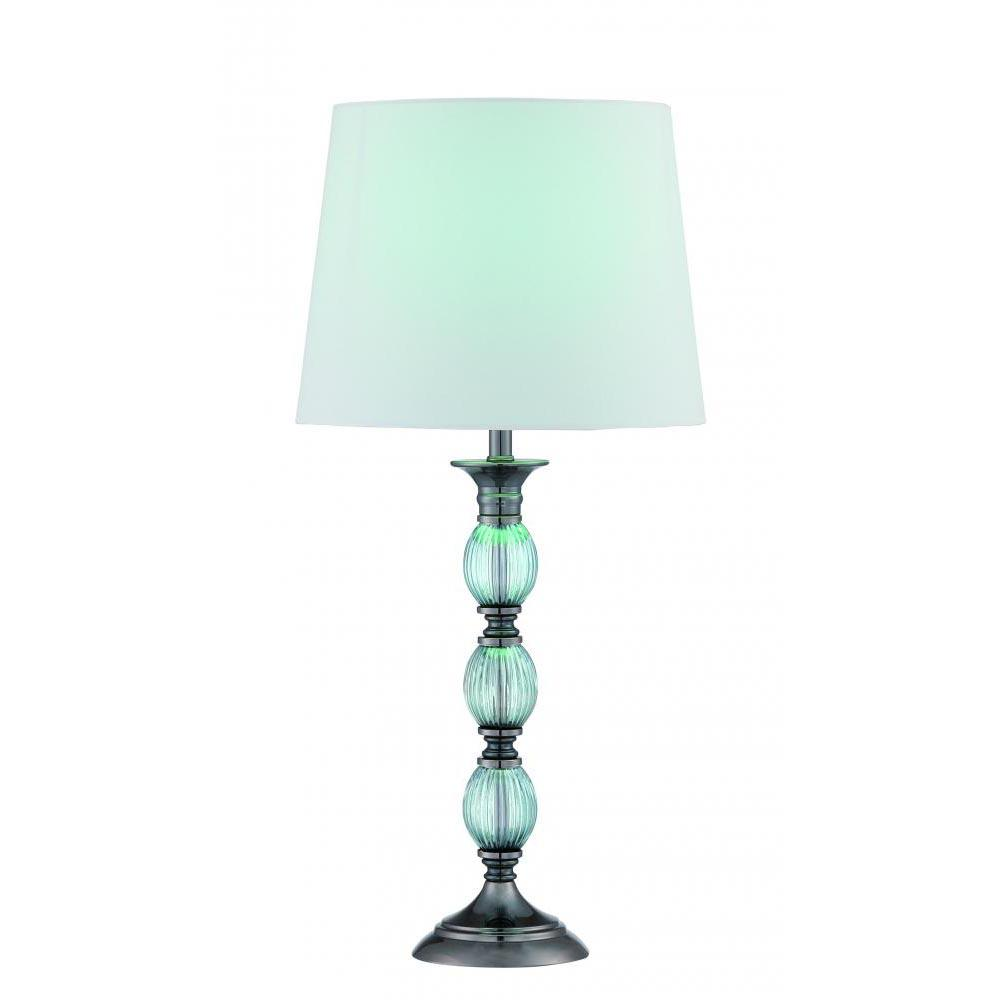 Gun Metal Table Lamp