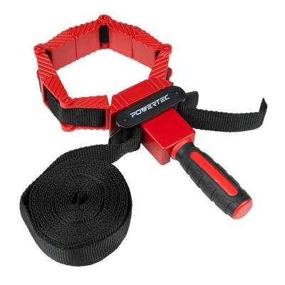Deluxe Polygon Clamp with Quick-Release Lever