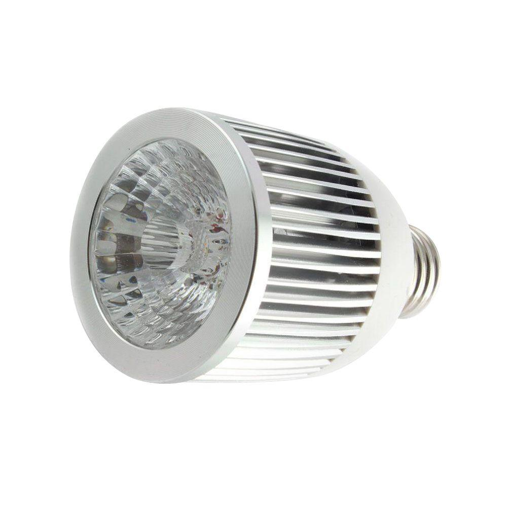 50W Equivalent Neutral White (4000K) PAR20 Dimmable LED Spot Light Bulb
