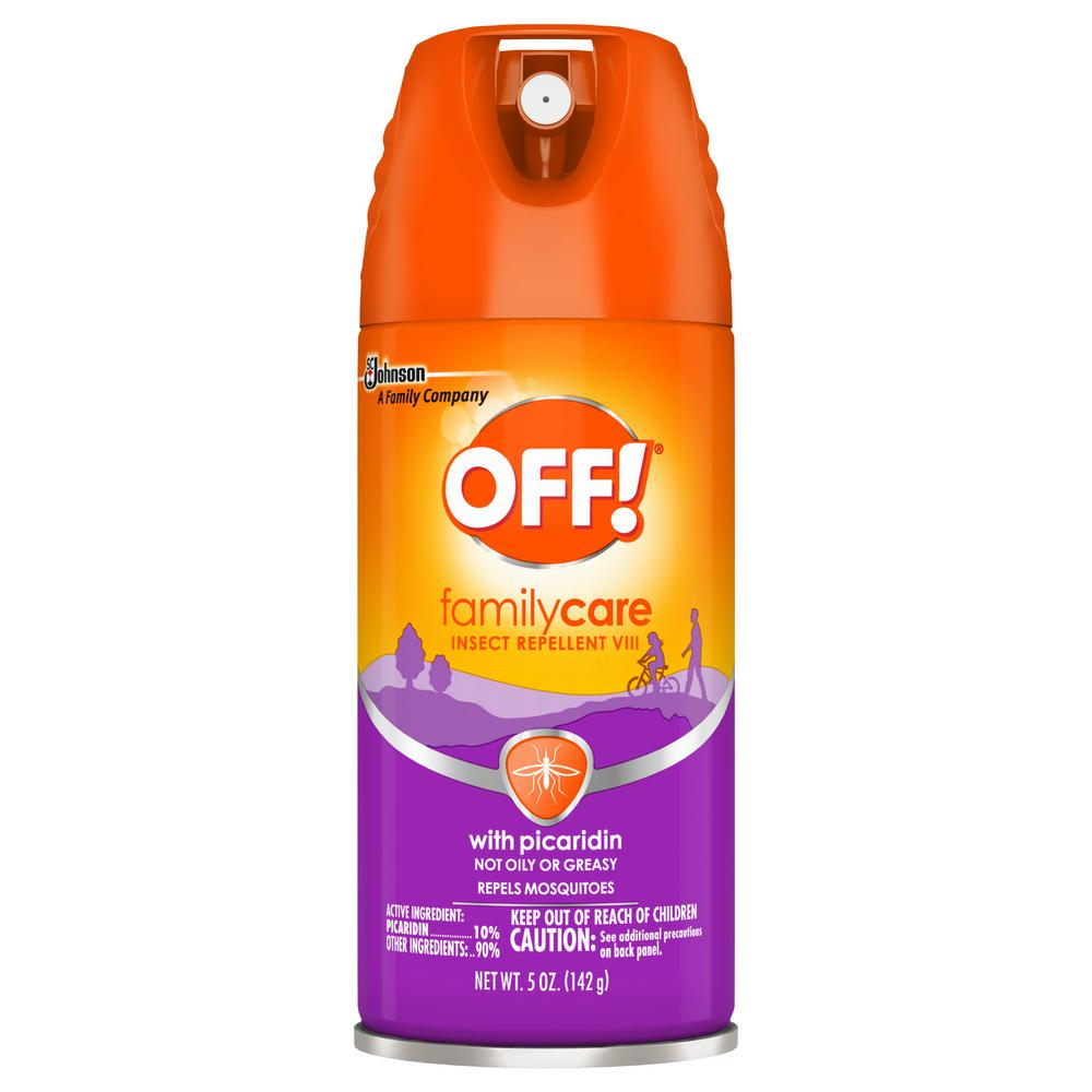 Off Familycare 5 Oz Insect Repellent Viii Aerosol 304419 The