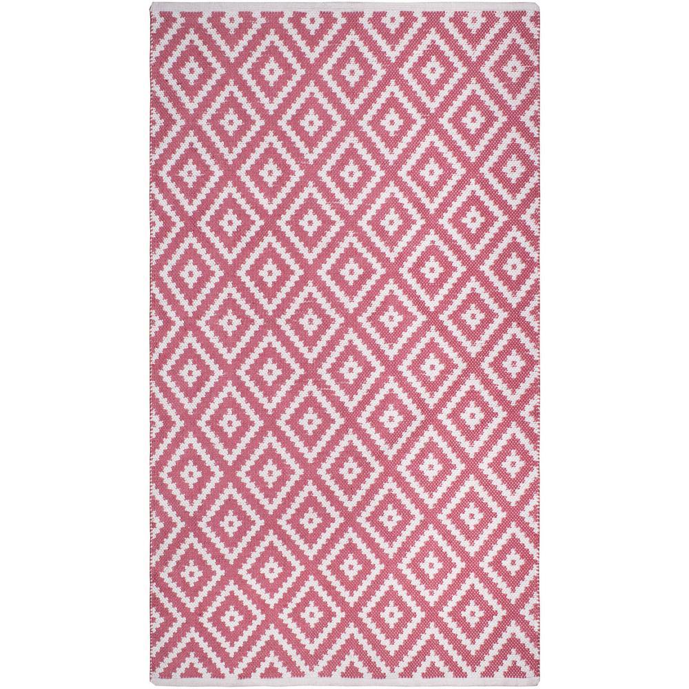 Chanler - Indoor/ Outdoor Blush (6 ft. x 9 ft. ) - PET Area Rug