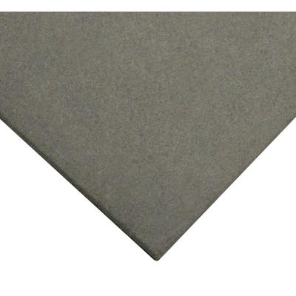 Eco-Sport 1 in. T x 1.66 ft. W x 1.66 ft. L Coal Interlocking Rubber Flooring Tiles (33.3 sq. ft.) (12-pack)