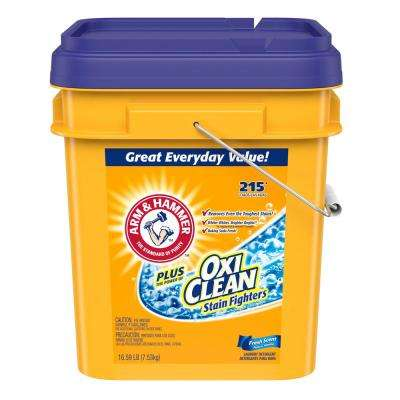 16.3 lb. Fresh Scent Laundry Detergent with OxiClean