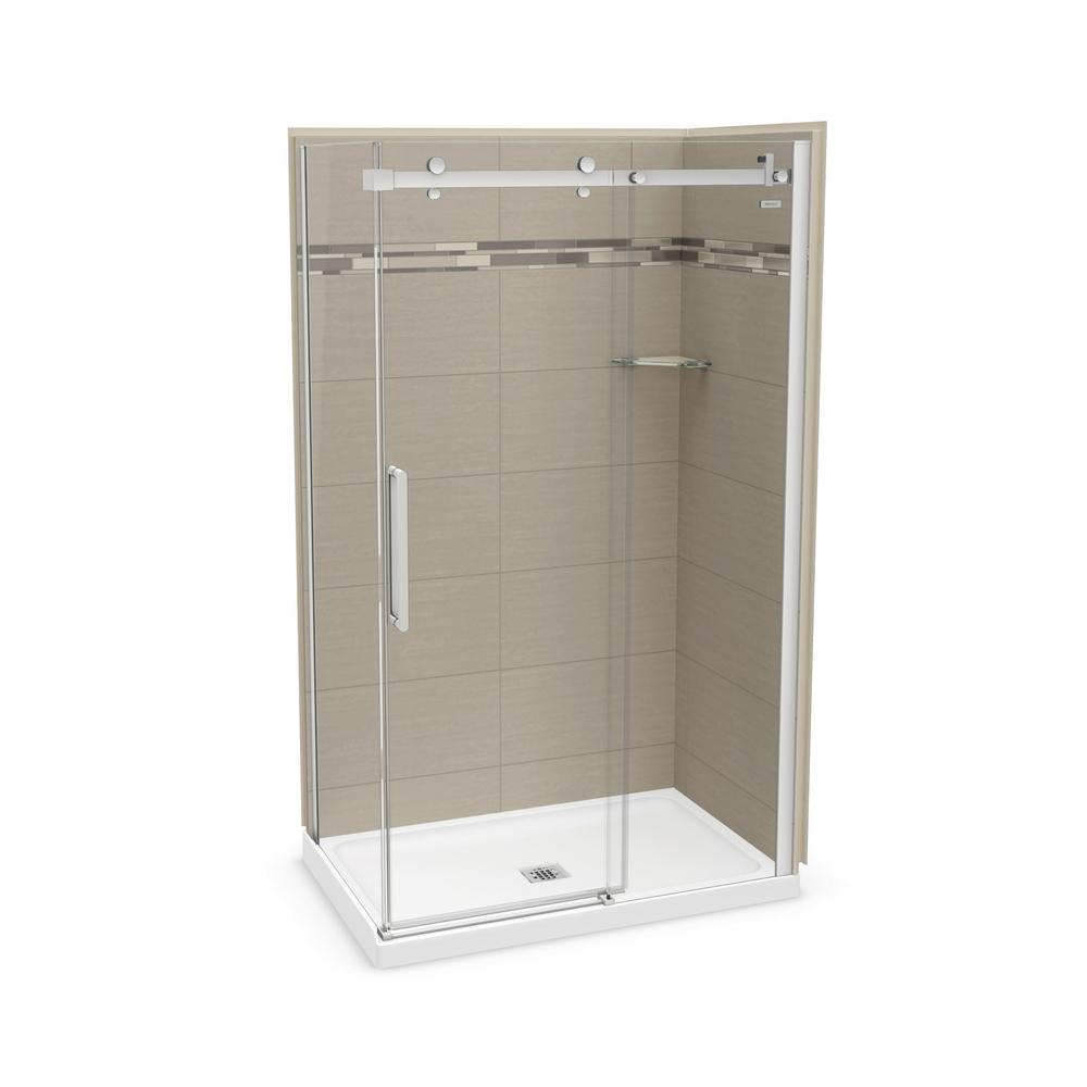 Utile Origin 32 in. x 48 in. x 83.5 in. Center