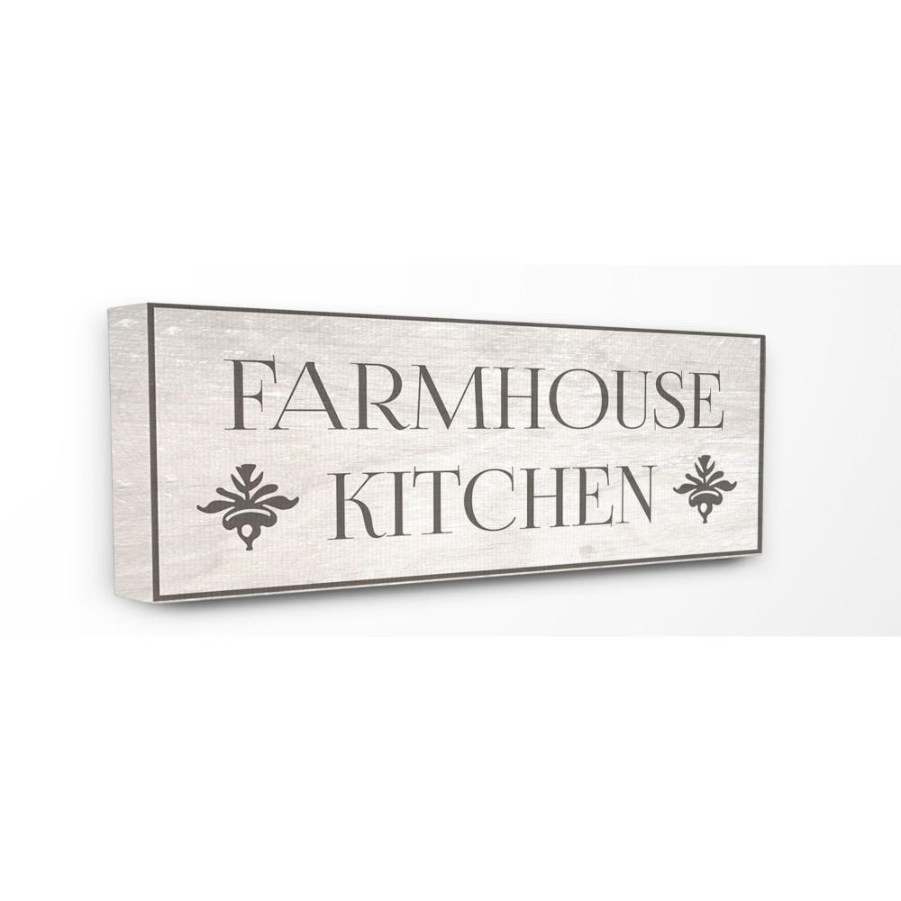 Farmhouse Kitchen Typography By Daphne