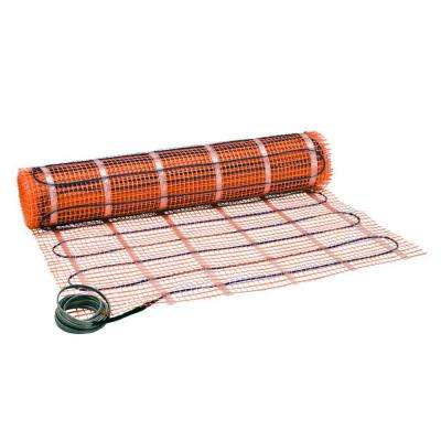 16 ft. x 30 in. 120 V Radiant Floor Heating Mat