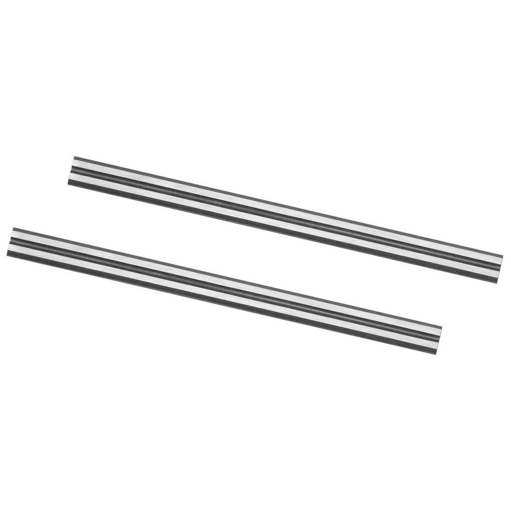 POWERTEC 3-1/4 in. Carbide Planer Blades for DEWALT DW6654 / DW677 678 680 (Set of 2)