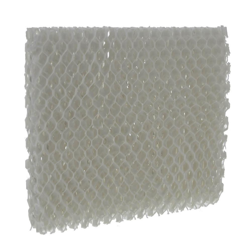 ReplacementBrand HWF45 Humidifier Replacement Filter, Whites The Holmes HWF45 Humidifier Filter by Replacement Brand is an cost-effective replacement filter that is very easy to install. This filter transforms dry, brittle air to create a cool, moist environment in your home. It will help keep the humidity levels from lowering in your household. Purchase a Replacement Brand Humidifier Filter today and watch the humidity levels stop from dropping. Color: Whites.