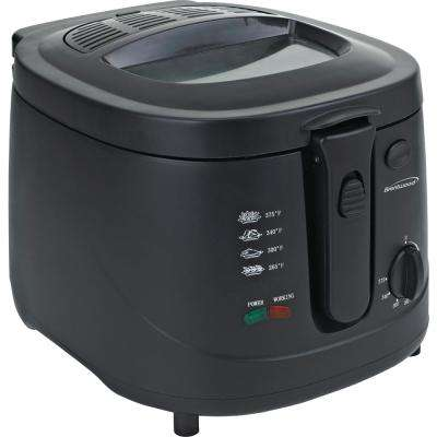 2.6 Qt. Electric Deep Fryer