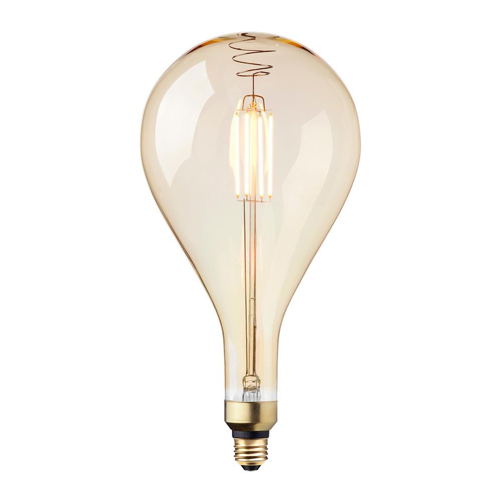 Globe Electric 40W Equivalent Soft White PS56 Dimmable LED Light Bulb