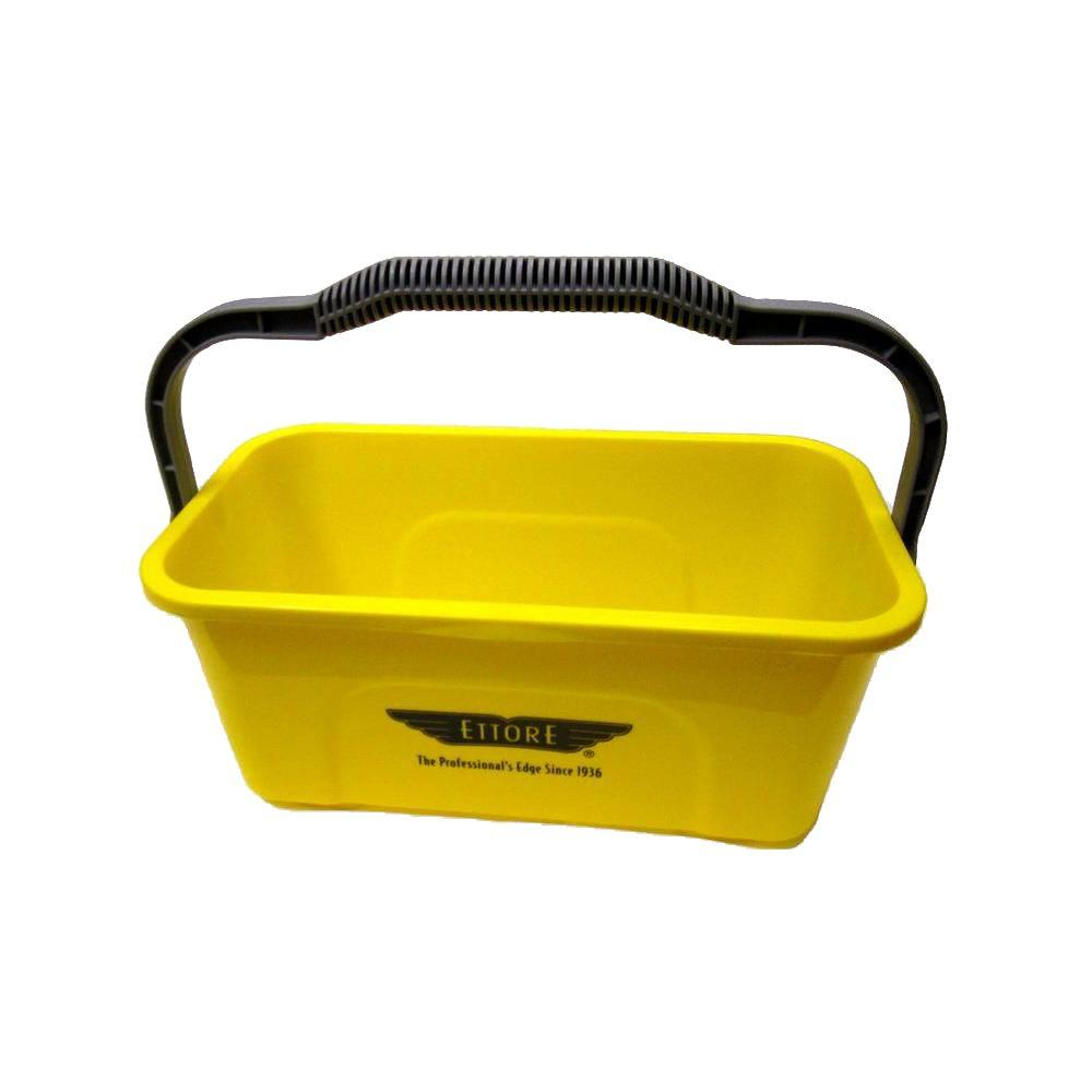 Ettore 3 Gal. Super Bucket with Handle