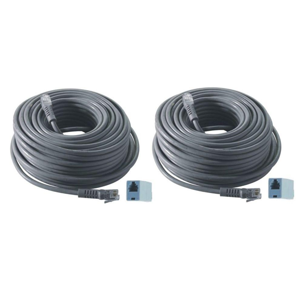 Revo 60 ft. RJ12 Cable (2-Pack)