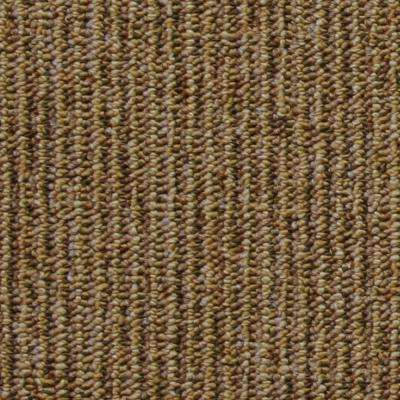 Central Park Beige Loop 19.7 in. x 19.7 in. Carpet Tile (20 Tiles/Case)