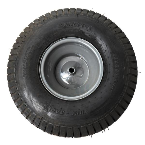 Riding Tractor 20 x 8.00-8 in.  Wheel Assembly Replaces OEM # 634-0104-0961