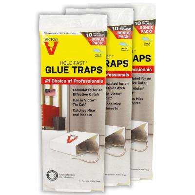 Mouse and Insect Glue Trap (30-Pack)