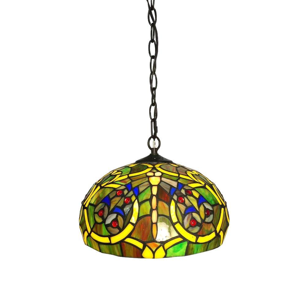 Tiffany Style Hanging Lights Tiffany Style Ceiling Lights
