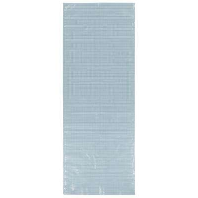 Clear Protector 26 in. x 10 ft. Plastic Runner Rug Protector