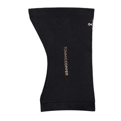 Large men's contoured knee sleeve