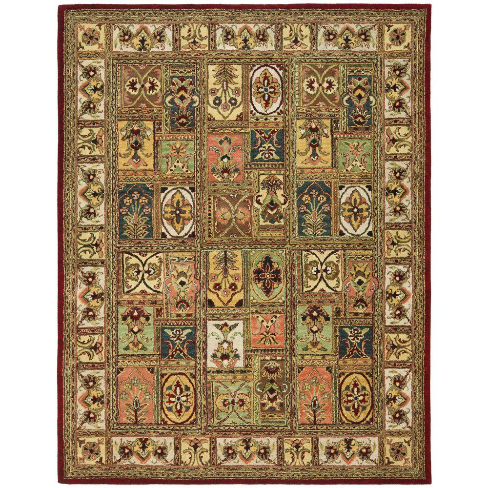 Safavieh Classic Assorted 8 ft. 3 in. x 11 ft. Area Rug