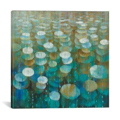"""Rain Drops"" by Danhui Nai Canvas Wall Art"