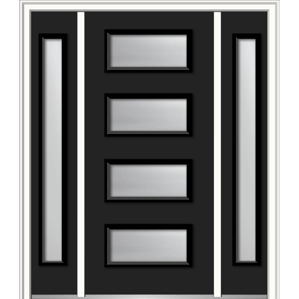 Steel Doors Front Doors The Home Depot