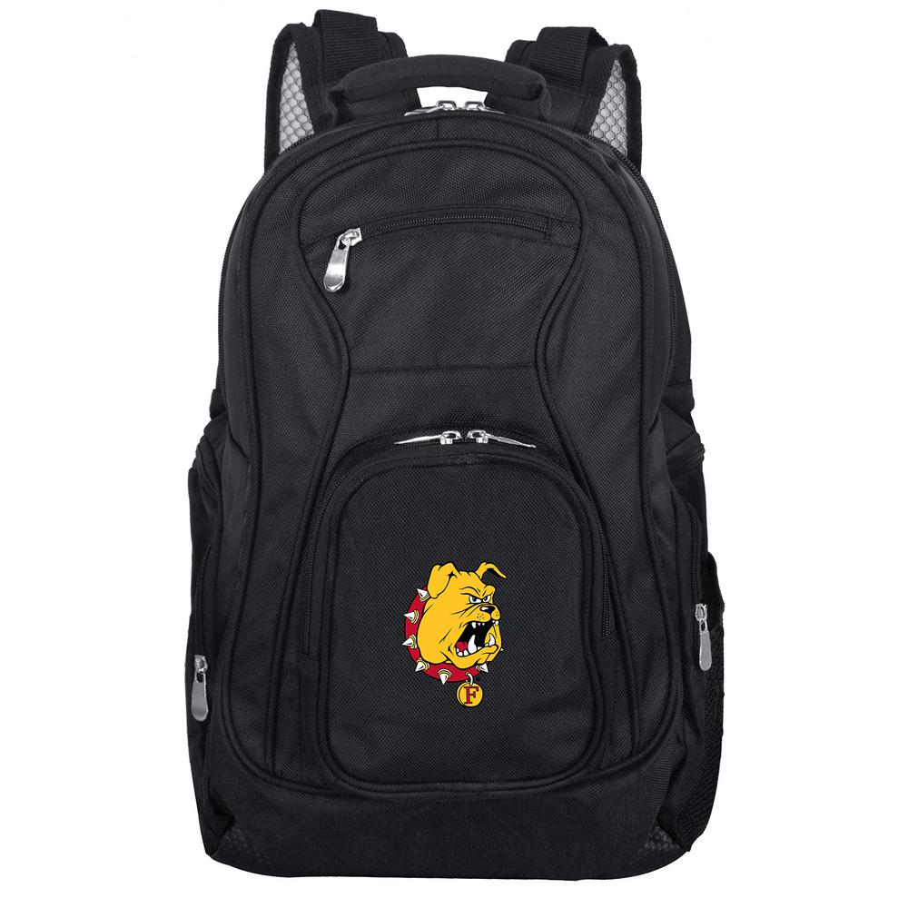 NCAA Ferris State Laptop Backpack