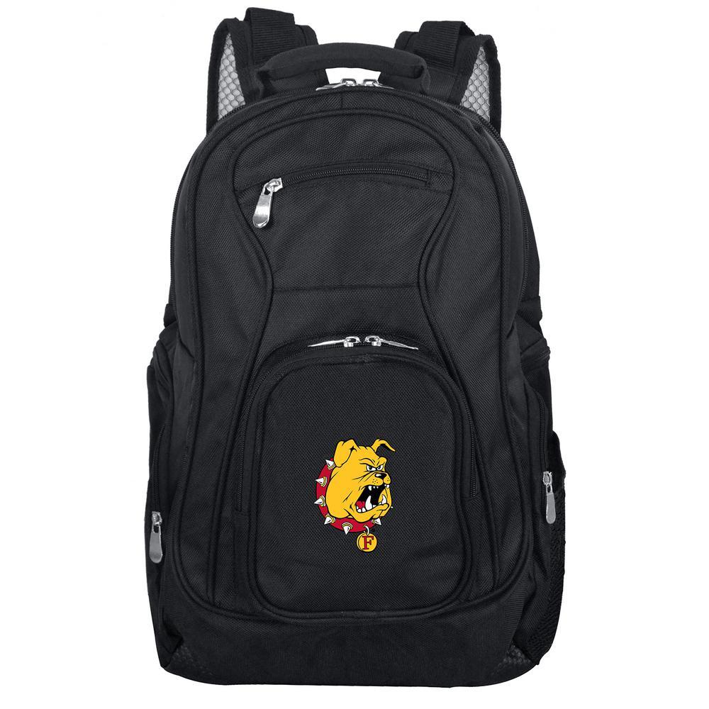 NCAA Ferris State Laptop Backpack