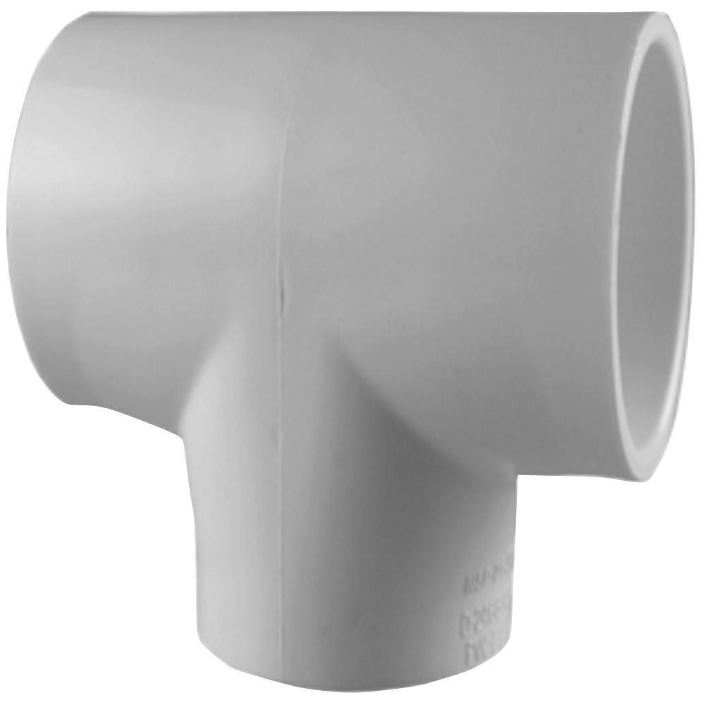 1 in. PVC Sch. 40 S x S x S Tee
