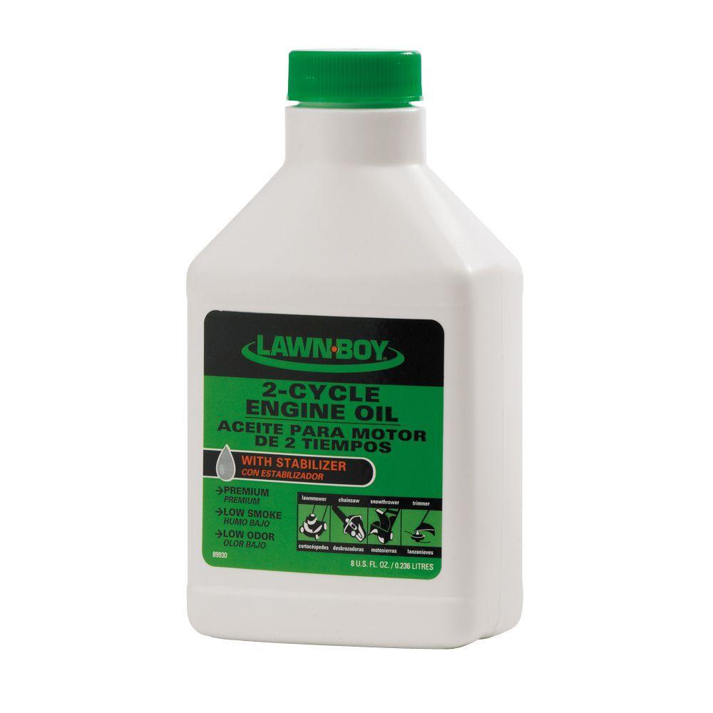 Lawn Boy 8 Oz 2 Cycle Oil With Ilizer