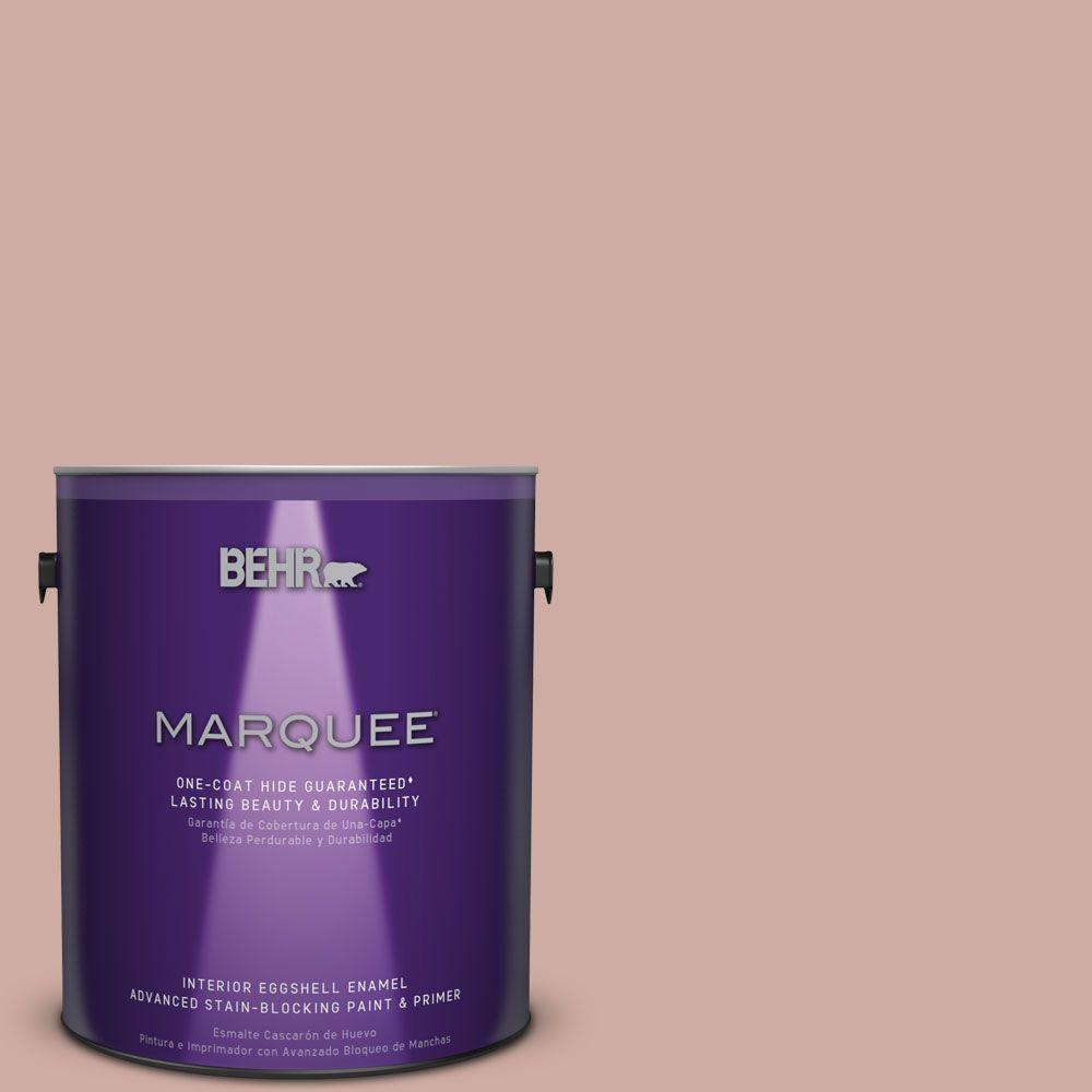 Mq1 50 Art Deco Pink Eggshell Enamel Interior Paint