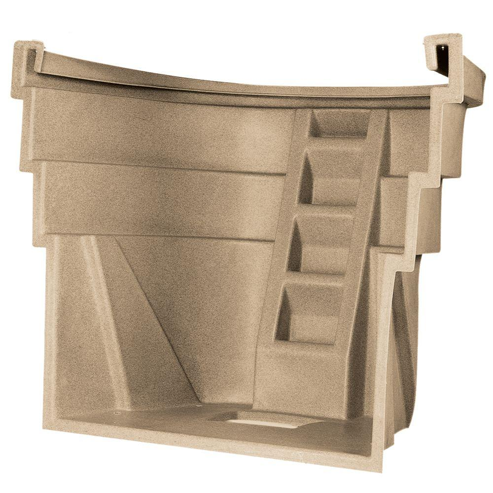 Wellcraft 2060 091 Sandstone Granite Window Well