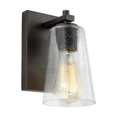 Mercer 1-Light Oil Rubbed Bronze Sconce